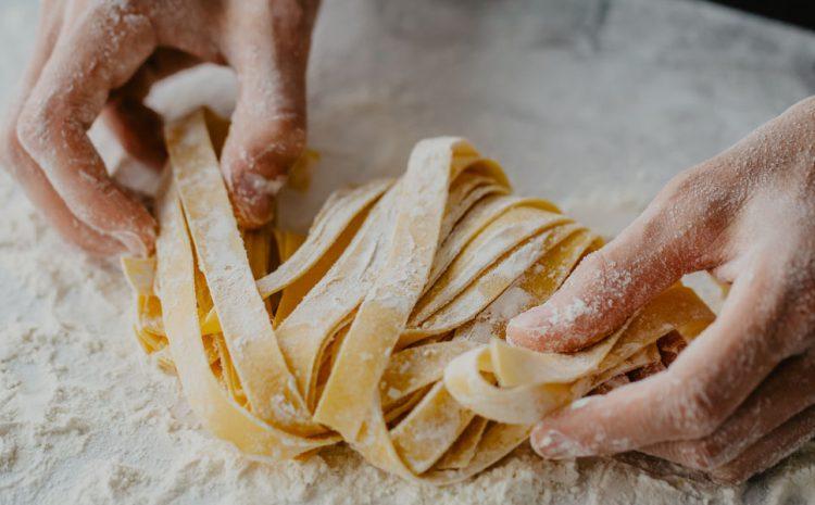 La gastronomie italienne dans les restaurants